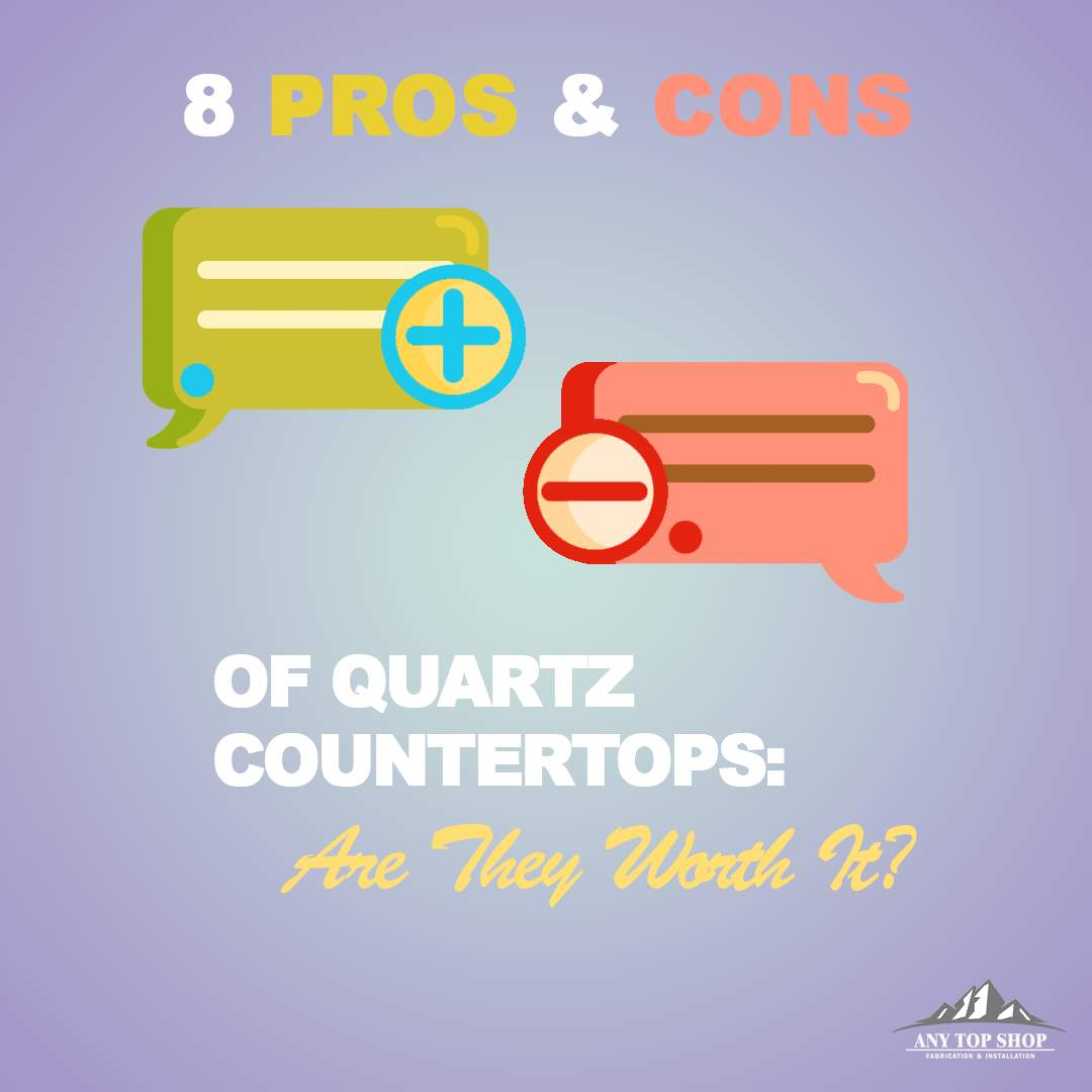 8 Pros & Cons Of Quartz Countertops: Are They Worth It?