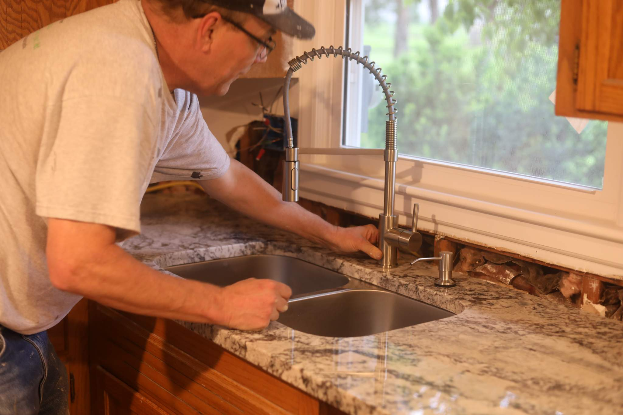 How To Prepare For Granite Countertop Installation : Kitchen Checklist