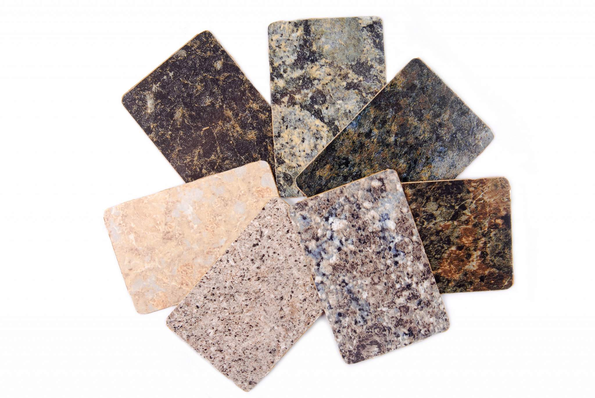 granite color and type