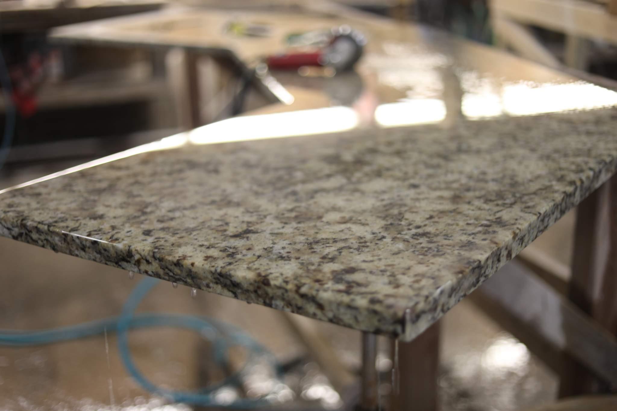 granite slab thickness