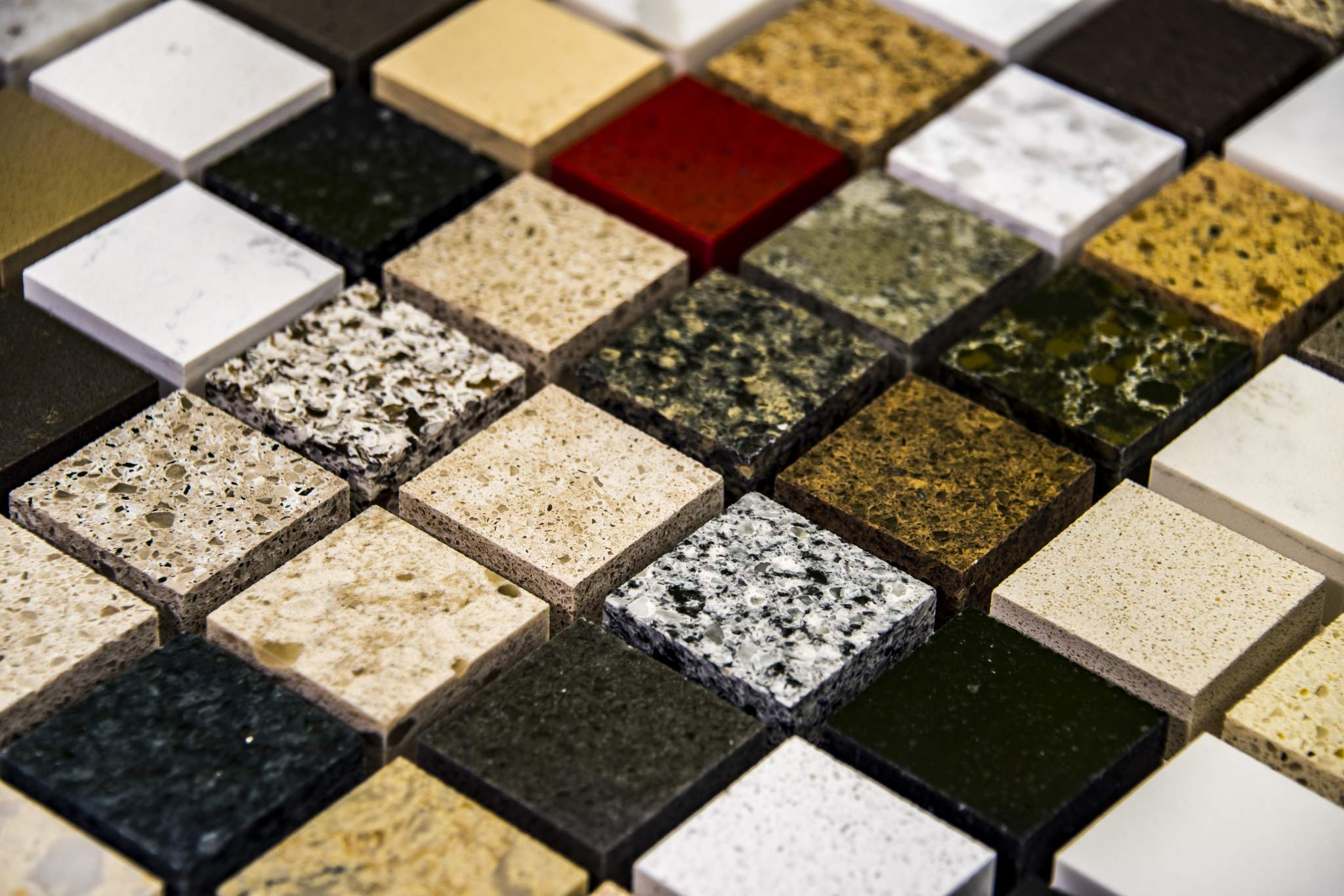 How Granite Colors are formed