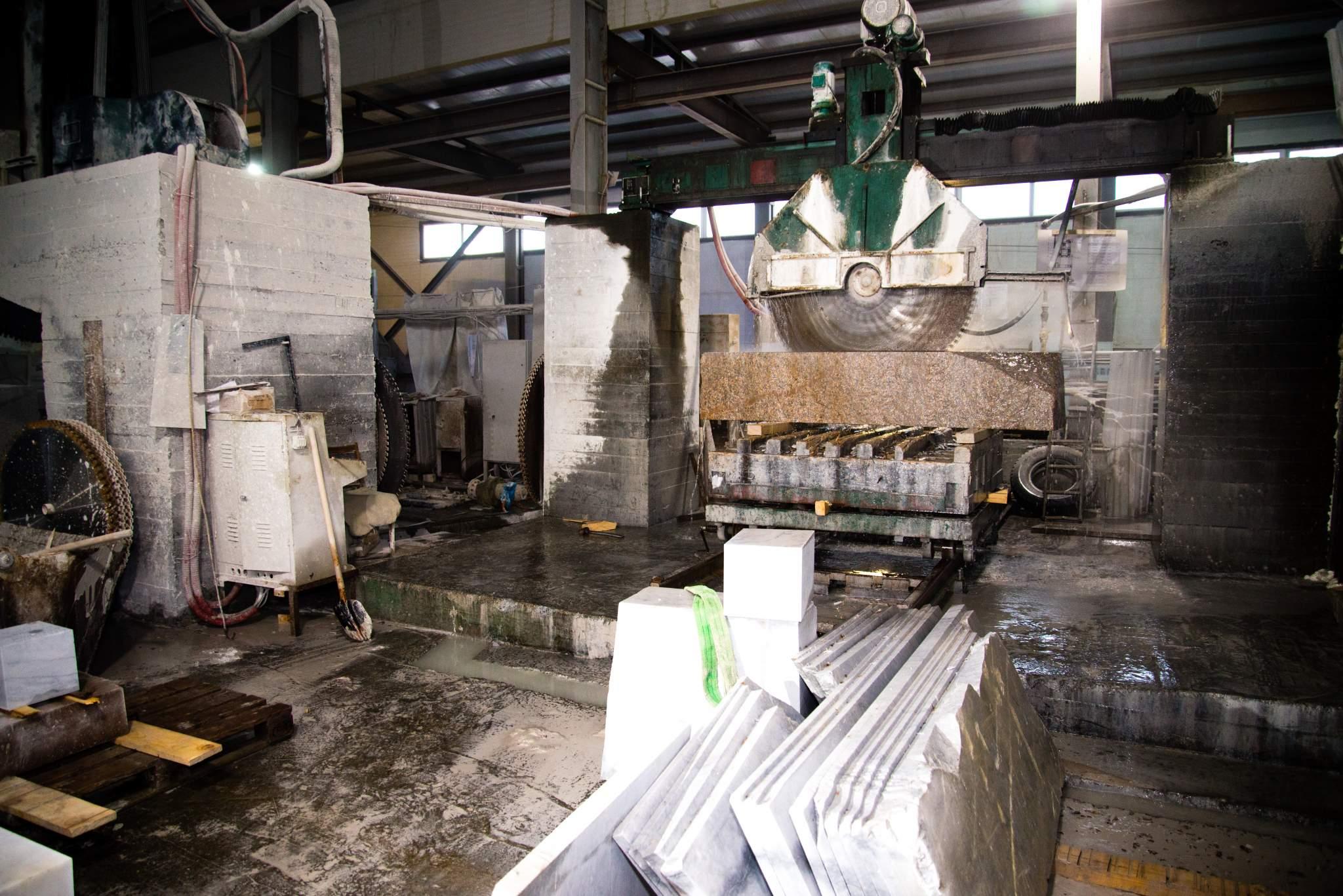 granite manufacturing