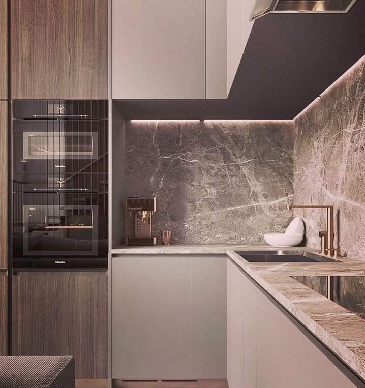 kitchen trends 2021 backsplash statement
