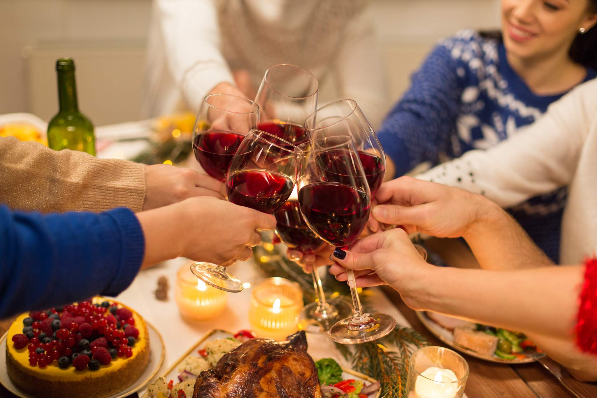 Caring for your Granite Countertops During the Holidays