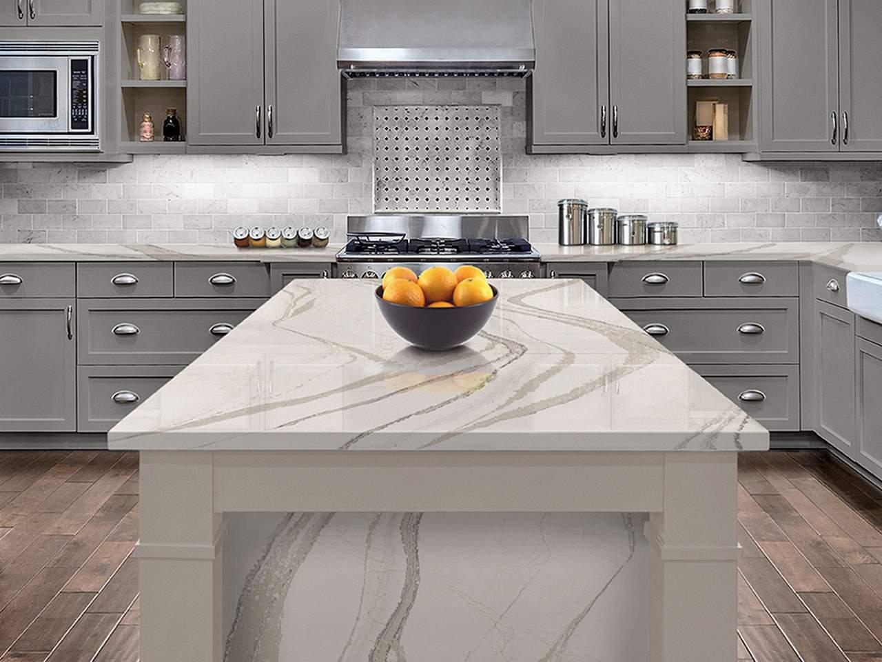 kitchen trends quarts countertops