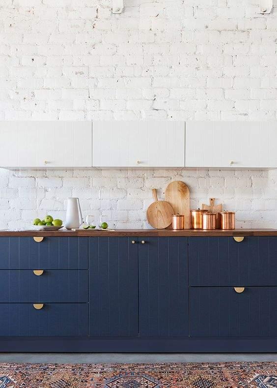 kitchen trends 2021 color