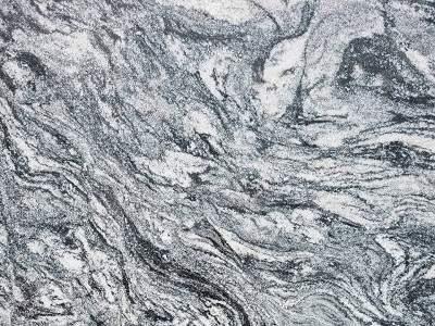 BCloudy White granite