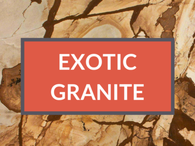 Exotic Granite countertops in Kansas city