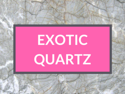 Exotic quartz in Kansas City, Missouri